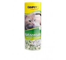 Gimborn GrasBits Витаминизированные таблетки для кошек 710 шт