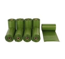 Earth Rated Refill roll, 15 bags per roll, Laven - Пакеты в рулоне 15 шт с ароматом лаванды