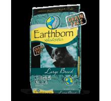 Earthborn Holistic DOG Large Breed Сухой беззерновой корм для собак крупных пород 12 кг