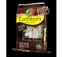 Earthborn Holistic DOG Primitive Natural Сухой беззерновой корм для собак с курицей