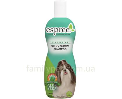 ESPREE Silky Show Shampoo Выставочный шампунь с протеинами шелка