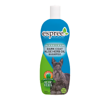 ESPREE Dark Coat Aloe Herb Oil Shampoo Шампунь для собак с темным окрасом