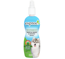 ESPREE Simple Shed and Static Spray Спрей для кожи и шерсти 355 мл