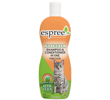 ESPREE Shampoo'N Conditioner In One for Cats Шампунь и кондиционер 2в1 для кошек