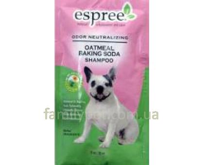 ESPREE Oatmeal Baking Soda Shampoo Очищающий шампунь с протеинами овса