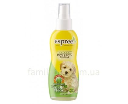 ESPREE Puppy and Kitten Cologne Одеколон с ароматом детской пудры 118 мл