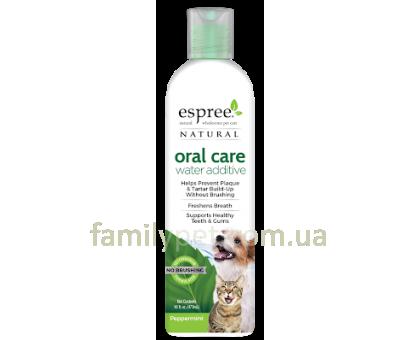 ESPREE Oral Care Water Additive Peppermint  Добавка для воды с мятой по уходу за ротовой полостью 473 мл