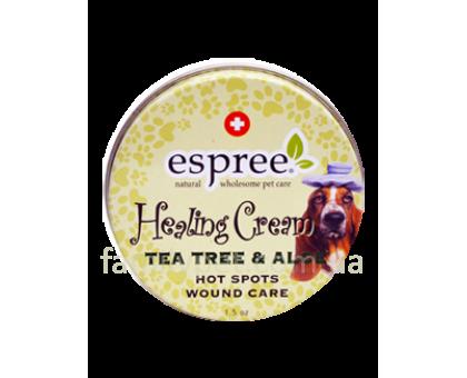 ESPREE Healing Cream Tea Tree&Aloe  Крем для лап с ароматом чайного дерева 44 мл