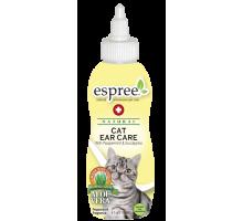 ESPREE Cat Clean Ear Treatment Очиститель ушей для кошек 118 мл