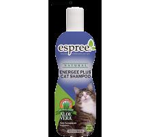 ESPREE Energee Plus Cat Shampoo Очищающий шампунь для котов 355 мл