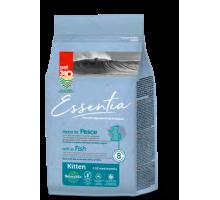 Essentia Kitten Fish Беззерновой корм для котят с лососем и тунцом