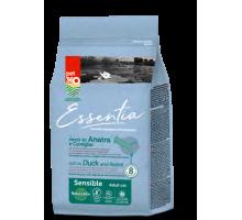 Essentia Duck and Rabbit Adult Sensible  Беззерновой корм для кошек с чувствительным пищеварением