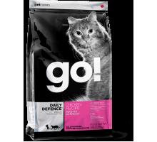 GO Refresh + Renew Chicken Cat Recipe Для котят и кошек со свежей курицей, фруктами и овощами