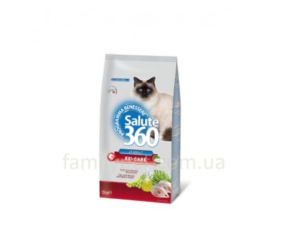 Best Breeder Salute 360 Cat Exi-care - корм привередливых кошек 10 кг