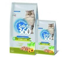 Best Breeder Salute 360 Cat Steri-lite - корм для стерилизованных кошек 10 кг