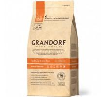 Grandorf Turkey and Rice Adult Sterilized - Корм для стерилизованных кошек (индейкой с рисом)