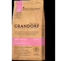 Grandorf Puppy - ягненок с рисом для щенков