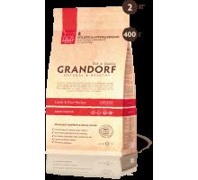 Grandorf Lamb & Rice ADULT INDOOR - ягненок с рисом для взрослых кошек