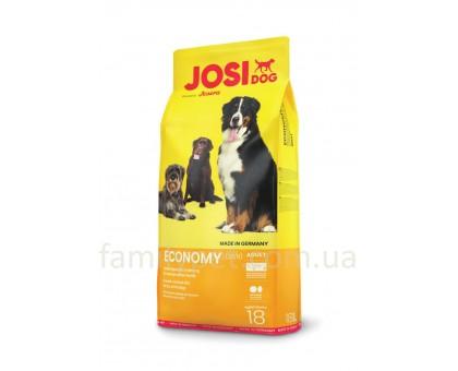 JosiDog Economy Корм для собак с низкой активностью 15 кг