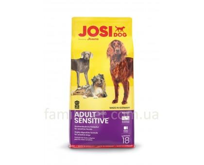 JosiDog Adult Sensetive Корм для собак с чувствительным пищеварением