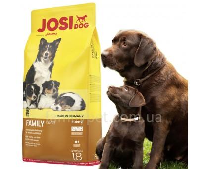 JosiiDog Family Корм для щенков, беременных и кормящих собак
