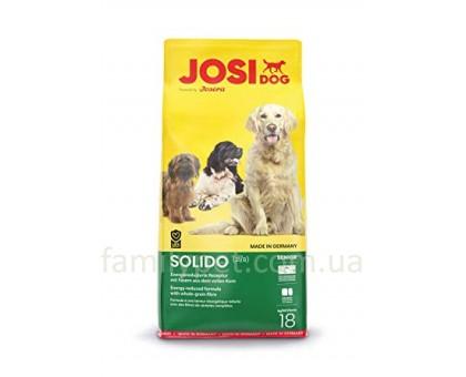 JosiDog Solido Корм для пожилых и малоактивных собак