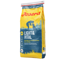 Josera Light and Vital Облегченный корм  для собак
