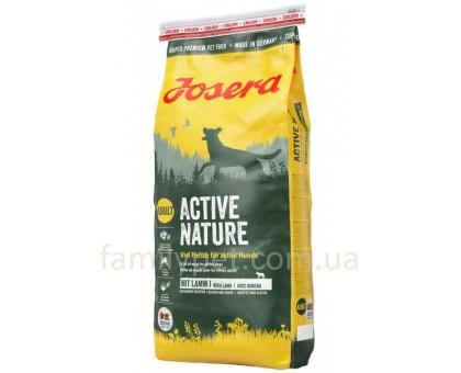 Josera Dog Active Nature для взрослых собак всех пород с высокой активностью