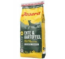 Josera Ente&Kartoffel  Корм для собак с уткой и картофелем 0.9 кг