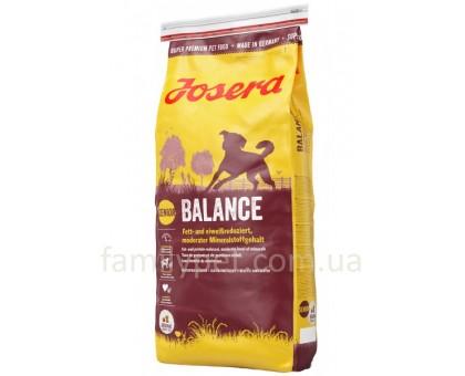 Josera Balance  Корм для стареющих собак