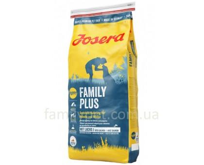 Josera Family Plus Корм для беременных и кормящих самок 15 кг