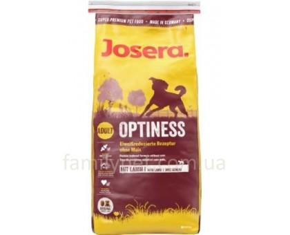 Josera Optiness Корм для собак крупных пород