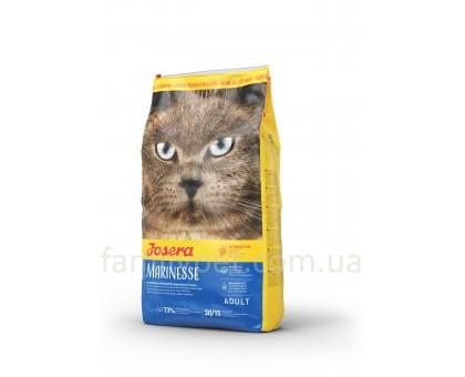 Josera Marinesse Корм для котов с лососем без злаков