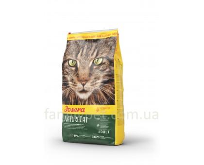 Josera Nature Cat Корм для кошек с чувствительным пищеварением