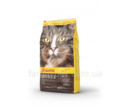 Josera Naturelle Sterilized Корм для стерилизованных и кастрированных кошек