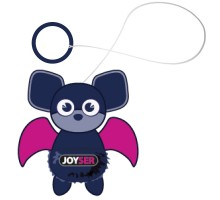Joyser Cat Teaser Bat ДЖОЙСЕР ЛЕТУЧАЯ МЫШЬ дразнилка на палец, игрушка с кошачьей мятой для котов