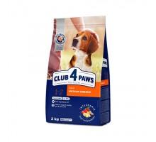 CLUB 4 PAWS Premium Сухой корм для средних пород собак
