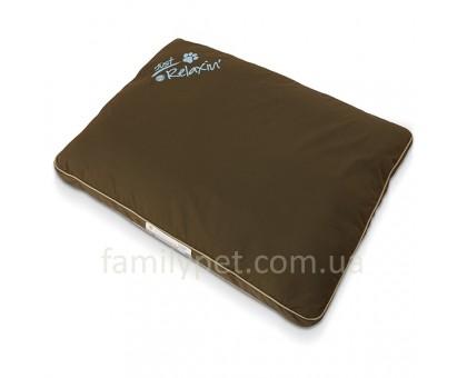 K&H Just Relaxin Лежак для собак  шоколадный  M/L
