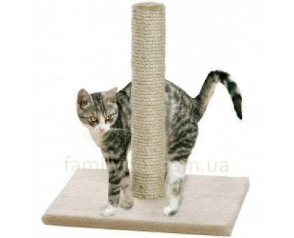 Flamingo LISA BEIGE Когтеточка столбик для кошек бежевый высота