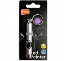 Flamingo LED POINTER MOUSE LIGHT Игрушка для кошек лазерная указка мышь 8 см