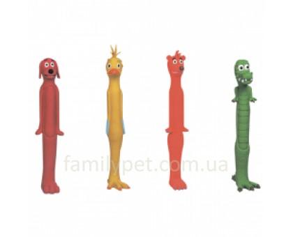 Flamingo DUMMIE зверушки игрушки для собак 30х4 см