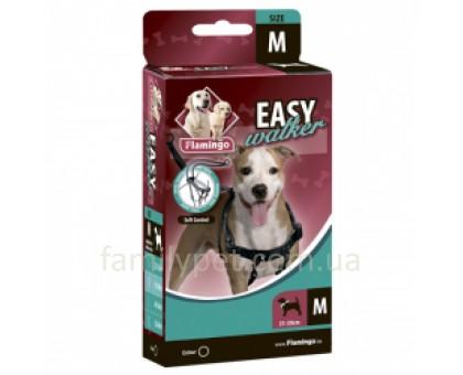Flamingo EASY WALKER Тренировочная шлейка для собак нейлон