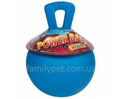 Flamingo POWER BALL Игрушка для крупных собак мяч плавающий с ручкой