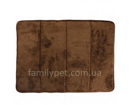 Flamingo PET MAT NERO Лежак для собак и кошек коричневый  47х30 см
