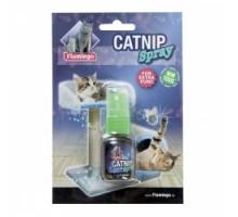Flamingo Catnip Spray Кошачья мята для кошек спрей