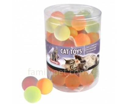 Flamingo Bounce Ball Игрушка для кошек мяч попрыгун 3,5 см