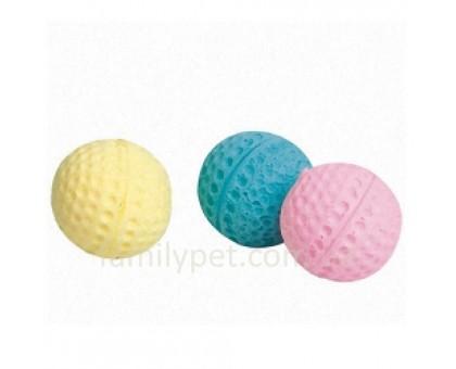 Flamingo Ball Spungy Игрушка для кошек мяч 4 см