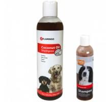 Flamingo Coconut Oil Shampoo Шампунь для собак с кокосовым маслом 300 мл