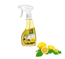 Flamingo Clean Spray Lemon Спрей для очистки клеток грызунов с запахом лимона 500 мл