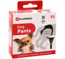Flamingo Dog Pants Jolly Трусы для собак гигиенические с комплектом прокладок